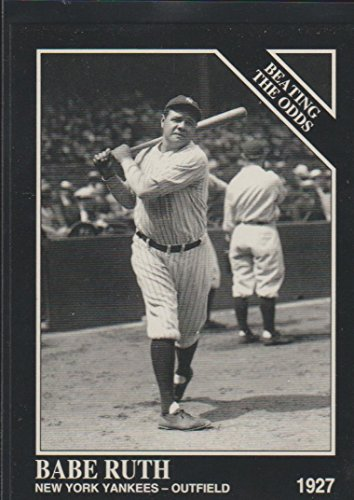 fan products of 1993 Sporting News Babe Ruth Yankees Beating the Odds Baseball Card #888