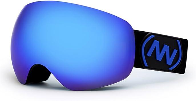 SE7VEN Gafas de seguridad de los niños,Doble capa anti-empaños ...