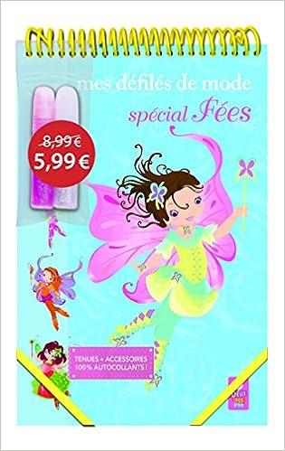 En ligne téléchargement Més défilés de mode spécial fées pdf
