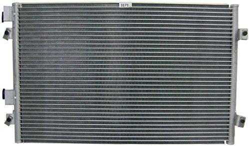 A/c Chrysler Condenser (AC A/C CONDENSER FOR CHRYSLER FITS PT CRUISER 2.4 L4 4CYL 3171)