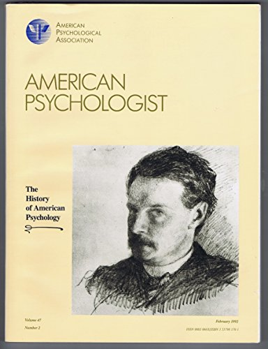 the-history-of-american-psychology-american-psychological-association-special-issue