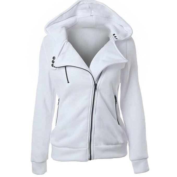 Perfectii Hooded Sweatshirt with Zipper   Hood Ladies Zip Hood Jacket with  Hood 1d0986f20c