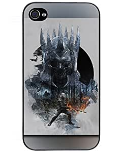 1965696ZB853464356I4S Premium Protective Case With Awesome Look - The Witcher 3: Wild Hunt iPhone 4/4s