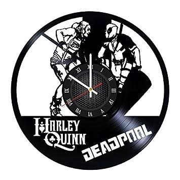 Amazon Com Ma Va Harley Quinn And Deadpool Vinyl Record