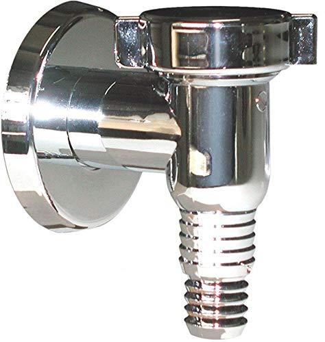 Sifon Abfluss Abwasser Waschgeräte Ablaufgarnitur Siphon Waschmaschine 32 mm Chr