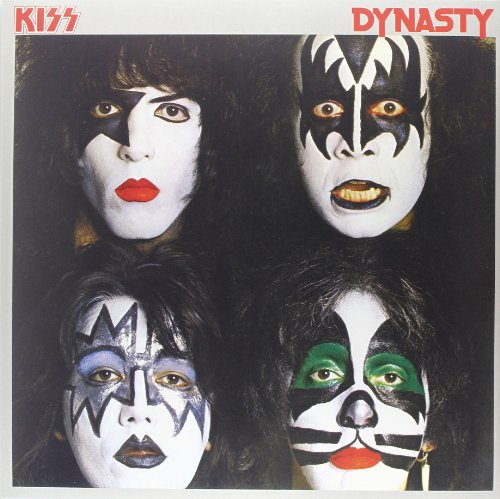 Kiss - Dynasty [lp] - Zortam Music