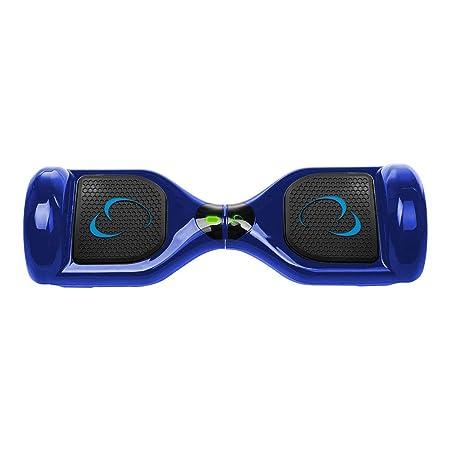 SMARTGYRO X1s Hoverboard eléctrico, Unisex Adulto, Azul, Talla única