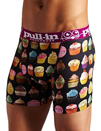 Pull-In Men's Fashion Miamii Short, Multi, Medium