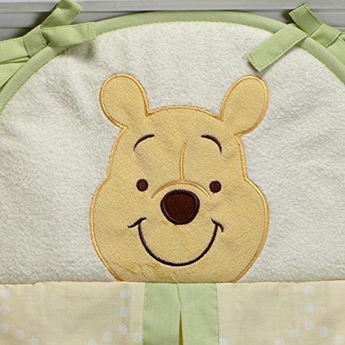 Disney Winnie the Peeking Pooh Diaper Stacker, Yellow, Blue, Green by Disney (Image #2)