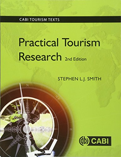Practical Tourism Research (CABI Tourism Texts)
