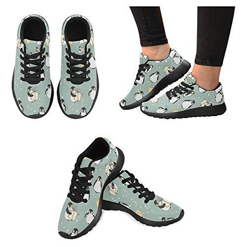Interessante Donna Da Jogging Da Corsa Sneaker Leggera Go Easy Walking Casual Sport Da Corsa Scarpe Da Corsa Multi 41