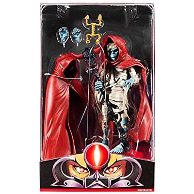 Mattel Thundercats Club Third Earth Mumm-ra Exclusive Action Figure: Toys & Games