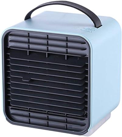 LXQGR Purificador Mini Escritorio Mini refrigerador de Aire ...