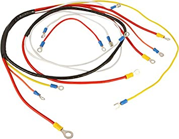 Amazon.com: DB Electrical AKT9201 Alternator Wiring Harness for Ford on ford cigarette lighter, ford ac clutch, ford temp sensor, ford radio display, ford coil harness, ford parking assist sensor, ford abs unit, ford vacuum switch, ford engine harness, ford key switch, ford battery cover, ford super duty hub conversion, ford heater switch, ford computer harness, ford rear bumper bracket, ford vacuum harness, ford fuel pump assembly, ford duraspark harness, ford air bag module, ford gas pedal,
