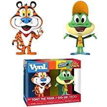Funko VYNL Tony The Tiger + Dig Em' Frog Exclusive 2 Pack