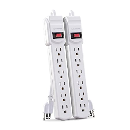 Review CyberPower MP1044NN Power Strip