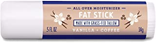 product image for FATCO Fat Stick and All Purpose Moisturizing Stick for Dry Areas on Your Face, Lips, and Body – Vanilla + Coffee (0.5 oz)