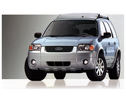 Amazon 2005 Ford Escape Hybrid Concept Photo Poster