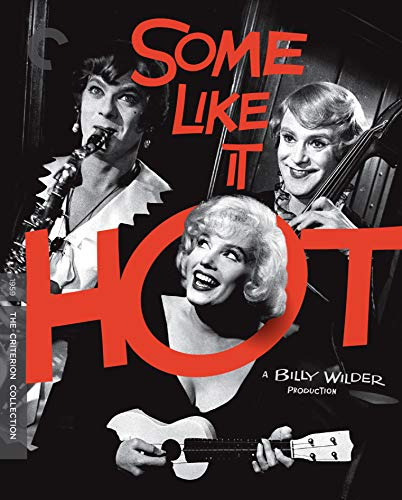 Some Like It Hot (The Criterion Collection) [Blu-ray] by Criterion Collection