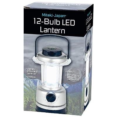 Mitaki-Japan 12-Bulb LED Lantern