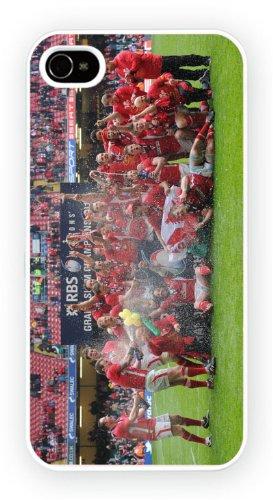 Wales Grand Slam Rugby Winners, iPhone 6, Etui de téléphone mobile - encre brillant impression