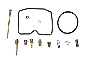 com factory spec at carb repair kit kawasaki factory spec at 07418 carb repair kit kawasaki prairie 300