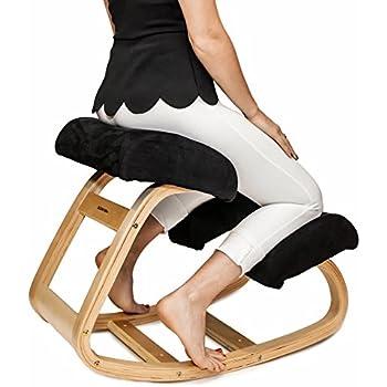 Amazon Com Sleekform Ergonomic Kneeling Chair Better