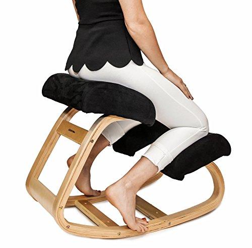 Sleekform Ergonomic Kneeling Chair Comfortable product image