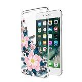 MTT Premium Quality Designer Printed Soft Back case Cover for Apple iPhone 8 Plus/7 Plus (Design 136)