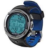 Aqua Lung i450t Hoseless Air Integrated Wrist Watch Dive Computer...