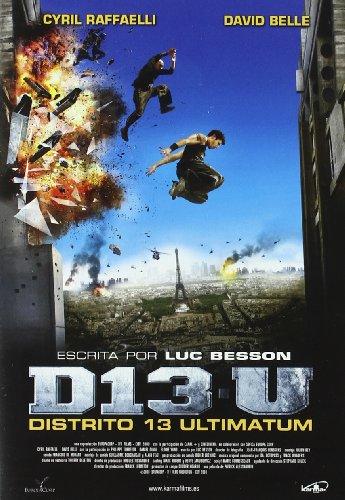 Distrito 13: Ultimatum (Banlieue 13 - Ultimatum) (2004) (Import Movie) (European Format - Zone 2)
