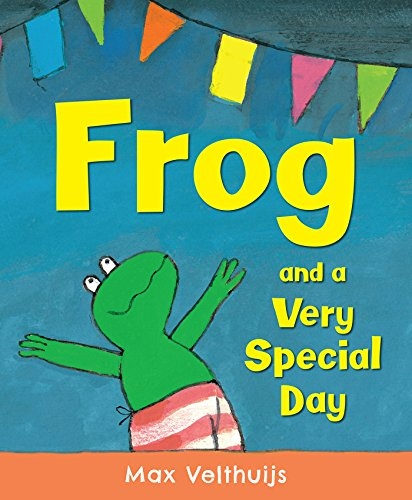 Librarika: Frog And A Very Special Day