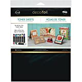 iCraft Deco Foil Toner Sheets, 8.5 Inches x 11