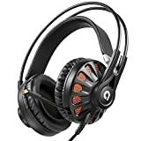 AudioMX Gaming Headset Over-Ear Headphon
