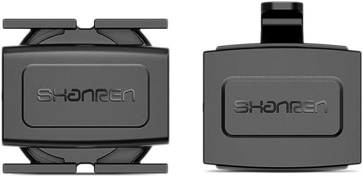 Sensor de velocidad y cadencia de bicicleta SHANREN, Bluetooth ...