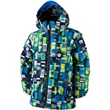 Obermeyer Boys Boys' Stealth Jacket, 2, Blue