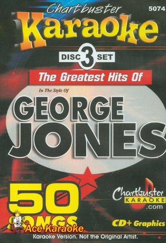 Karaoke: George Jones (Karaoke Top)