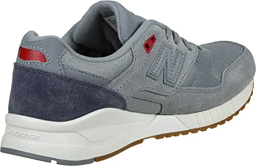 New Balance W530 W Calzado gris azul