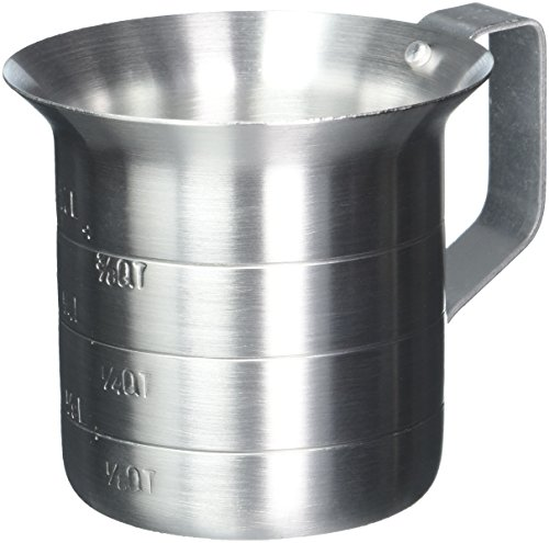 Crestware 1 Pint Aluminum Liquid Measures (Aluminum Liquid Measure)