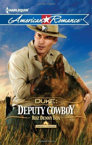 book cover of Duke: Deputy Cowboy
