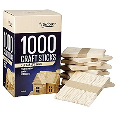 Artlicious - Craft Sticks