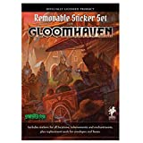 Sinister Fish Gloomhaven Removable Sticker Set