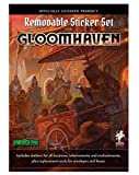Cephalofair Games Gloomhaven Removable Sticker Set