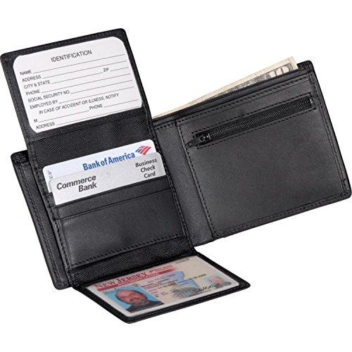 Royce Two Pocket Wallet - 4