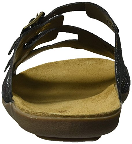 Kickers Atchoum - Mules Mujer Mehrfarbig (MULTICO ROUGE)