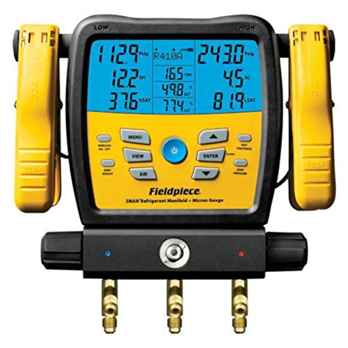 fieldpiece digital manifold - 1