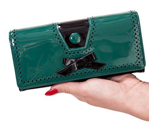 Tracolla Abbigliamento Verde Banned A Donne Acqua Borsa 0IT0r8q