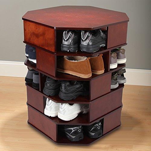 15 Pair Large Footwear Turntower