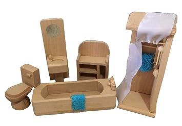 Schones Aus Holz Badezimmer Mobel Spielzeug Durable Kinder