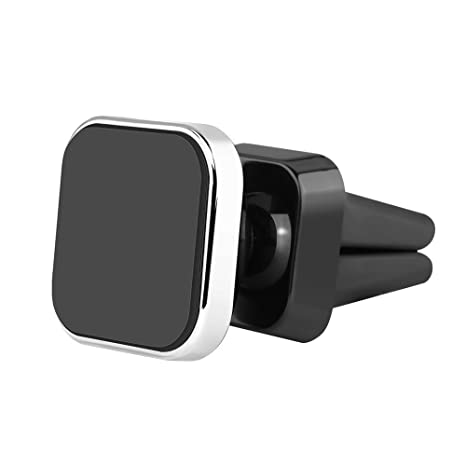 Tectri Auto magnético Soporte universal 360 grados Soporte giratorio para coche para Auto ventilación iPhone Samsung